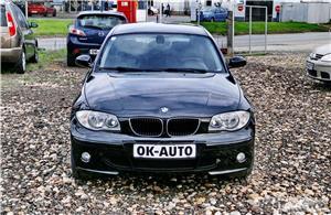 BMW 118i - GARANTIE 12 LUNI - BENZINA - 2005/2006 - EURO 4 - RATE FIXE avans 0%. - imagine 2