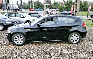 BMW 118i - GARANTIE 12 LUNI - BENZINA - 2005/2006 - EURO 4 - RATE FIXE avans 0%. - imagine 8