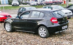 BMW 118i - GARANTIE 12 LUNI - BENZINA - 2005/2006 - EURO 4 - RATE FIXE avans 0%. - imagine 4