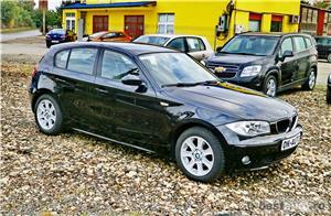 BMW 118i - GARANTIE 12 LUNI - BENZINA - 2005/2006 - EURO 4 - RATE FIXE avans 0%. - imagine 20