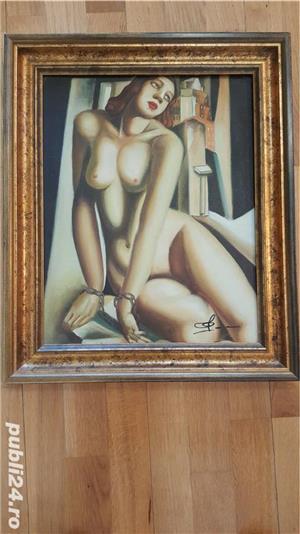 Tablou arta erotica - imagine 2
