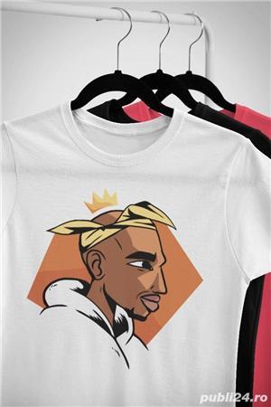 Personalizare tricouri - print digital - imagine 4