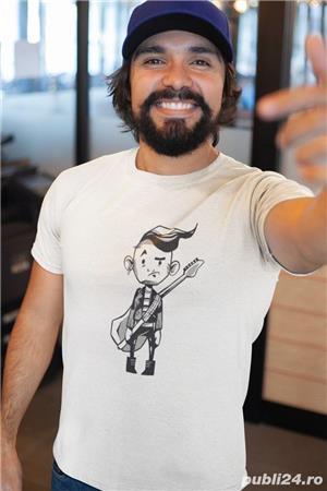 Personalizare tricouri - print digital - imagine 3
