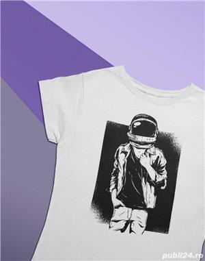 Personalizare tricouri - print digital - imagine 5