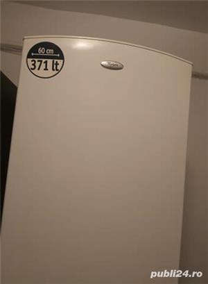 Combina frigorifica Whirlpool 371L - imagine 3