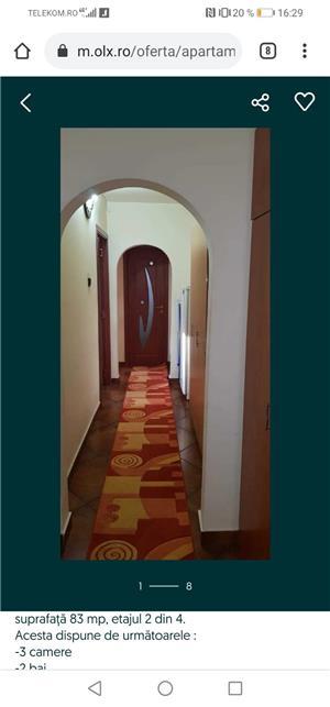 Apartament 3 camere full decomandat - imagine 2