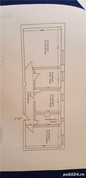Ap 3 camere, et 1, decomandat, Complex Timisoara - imagine 10
