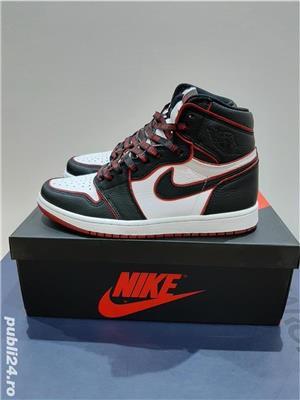 Nike Air Jordan 1 High Bloodline 40.5 - imagine 3