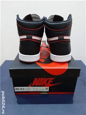 Nike Air Jordan 1 High Bloodline 40.5 - imagine 4