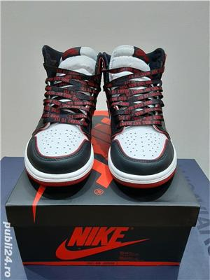 Nike Air Jordan 1 High Bloodline 40.5 - imagine 2