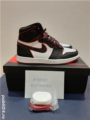 Nike Air Jordan 1 High Bloodline 40.5 - imagine 1