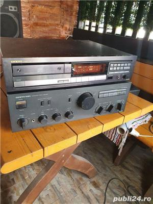 onkyo integra A8250 + cd onkyo. - imagine 2