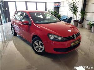 - Vw Golf VI 1.4 MPI  , Euro 5 - Posibilitate cumparare in RATE !!! - imagine 3