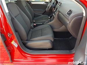 - Vw Golf VI 1.4 MPI  , Euro 5 - Posibilitate cumparare in RATE !!! - imagine 7