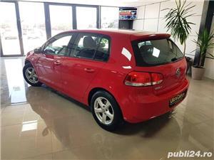- Vw Golf VI 1.4 MPI  , Euro 5 - Posibilitate cumparare in RATE !!! - imagine 2