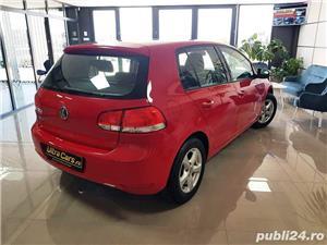 - Vw Golf VI 1.4 MPI  , Euro 5 - Posibilitate cumparare in RATE !!! - imagine 4