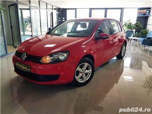 - Vw Golf VI 1.4 MPI  , Euro 5 - Posibilitate cumparare in RATE !!! - imagine 1