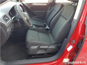 - Vw Golf VI 1.4 MPI  , Euro 5 - Posibilitate cumparare in RATE !!! - imagine 9