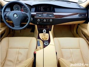 BMW 520d Luxury Edition - Posibilitate cumparare in RATE !!! - imagine 6