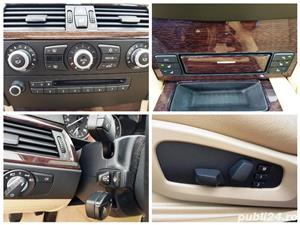 BMW 520d Luxury Edition - Posibilitate cumparare in RATE !!! - imagine 10