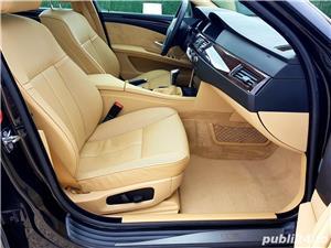 BMW 520d Luxury Edition - Posibilitate cumparare in RATE !!! - imagine 7