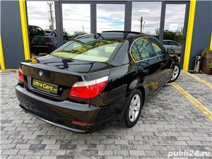 BMW 520d Luxury Edition - Posibilitate cumparare in RATE !!! - imagine 4