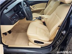 BMW 520d Luxury Edition - Posibilitate cumparare in RATE !!! - imagine 9