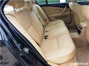 BMW 520d Luxury Edition - Posibilitate cumparare in RATE !!! - imagine 8