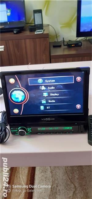 Radio FM multimedia player pentru autovehicule - imagine 5