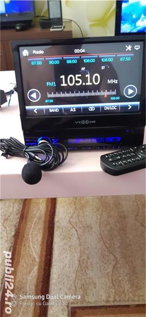 Radio FM multimedia player pentru autovehicule - imagine 4