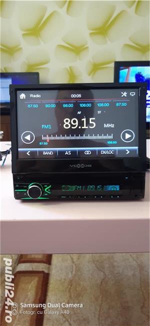 Radio FM multimedia player pentru autovehicule - imagine 3