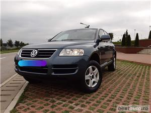 Vw Touareg 1 - imagine 7