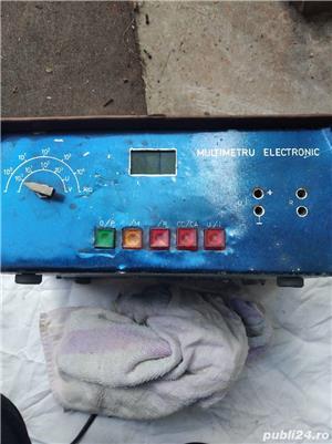 multimetru electronic - imagine 5
