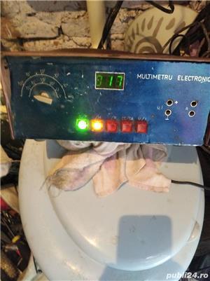 multimetru electronic - imagine 1
