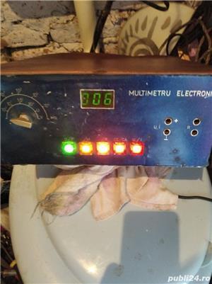 multimetru electronic - imagine 3