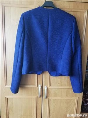 Vând rochie cu sacou mărimea 46 - imagine 5