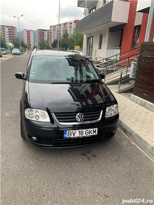 Vw Touran 1 - imagine 5