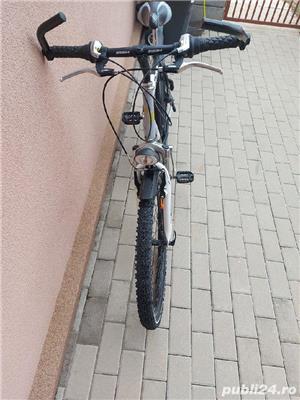 Bicicleta Tecnobike026 aproape noua - imagine 4