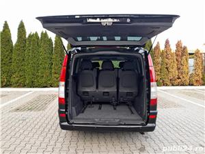 Mercedes-Benz Vito 116 CDi 8+1 Locuri 2.2 Diesel 163 Cp 2014 Euro 5 - imagine 5