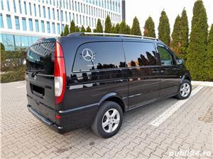 Mercedes-Benz Vito 116 CDi 8+1 Locuri 2.2 Diesel 163 Cp 2014 Euro 5 - imagine 4