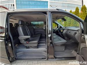 Mercedes-Benz Vito 116 CDi 8+1 Locuri 2.2 Diesel 163 Cp 2014 Euro 5 - imagine 8