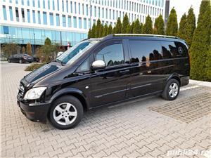 Mercedes-Benz Vito 116 CDi 8+1 Locuri 2.2 Diesel 163 Cp 2014 Euro 5 - imagine 1