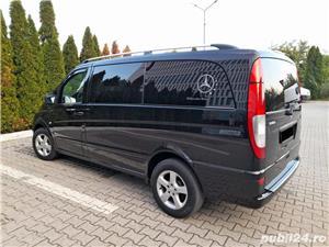 Mercedes-Benz Vito 116 CDi 8+1 Locuri 2.2 Diesel 163 Cp 2014 Euro 5 - imagine 3