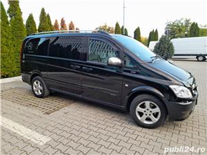 Mercedes-Benz Vito 116 CDi 8+1 Locuri 2.2 Diesel 163 Cp 2014 Euro 5 - imagine 2
