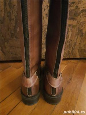 Vand cizme de piele - imagine 3