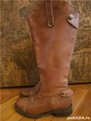 Vand cizme de piele - imagine 4