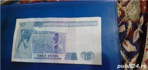 Bancnota Peru - imagine 4
