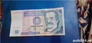 Bancnota Peru - imagine 3