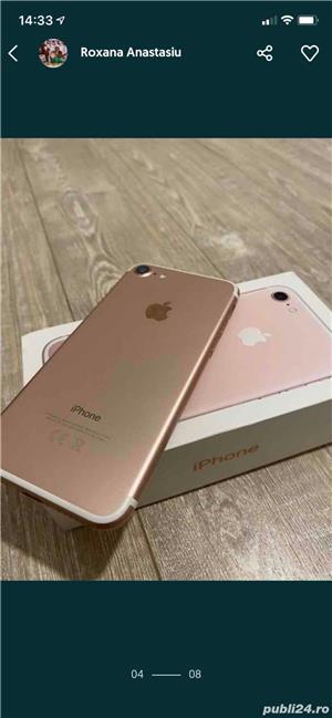 Iphone 7, Rose Gold, 32GB - imagine 3