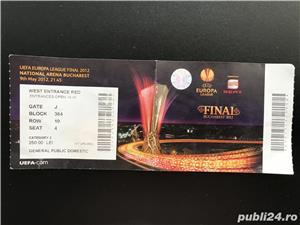 VAND bilet finala UEFA2012, bilet BAYERN-STUTTGART 2014, card BAYERN - imagine 1